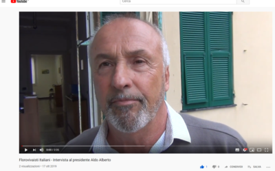 Intervista al Presidente Aldo Alberto